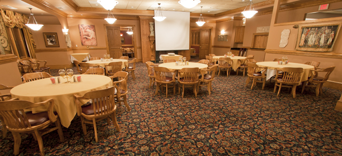 Dutch's Daughter, large banquet room