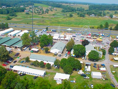 Aerial View of the Fair 475x356
